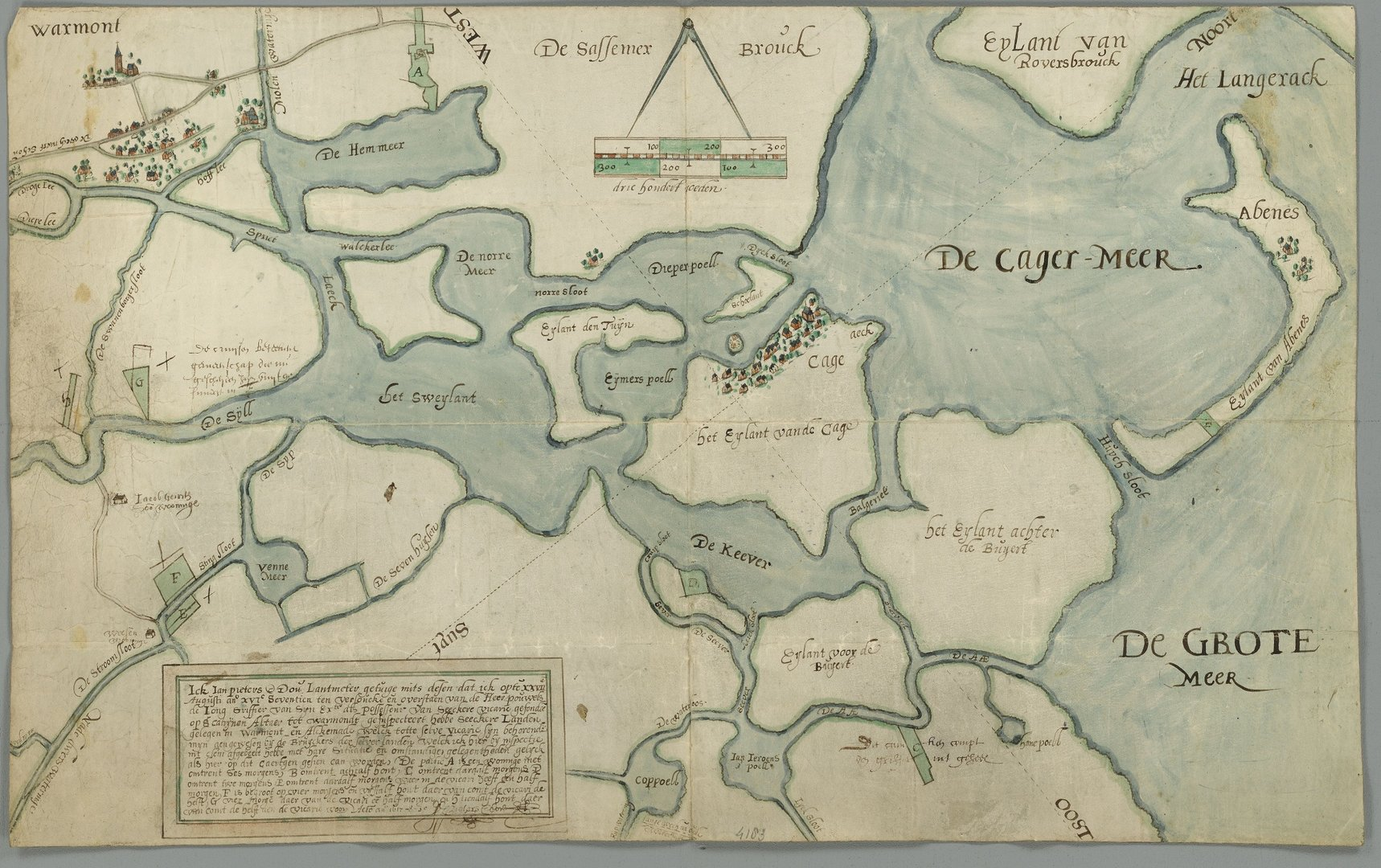 netherlands-kagerplassen-map-of-1617-95p